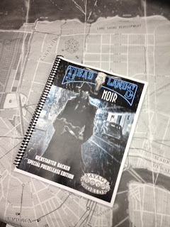 Deadlands Noir Companion Pdf