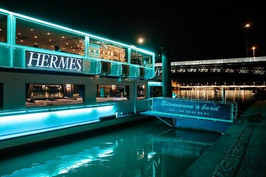 bateau hermès lyon