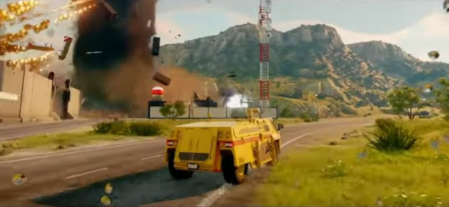 Just Cause 4 Day One Edition PC Game Download