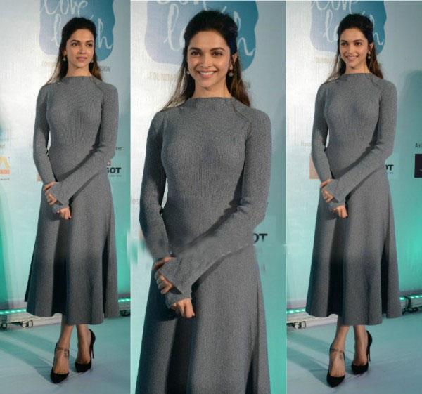 Deepika Padukone in H&M Studio Collection8