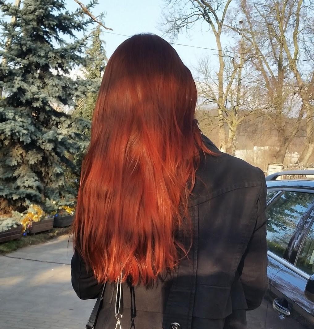 Aktualizacja włosów: Styczeń 2016.