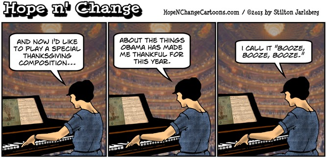 obama, obama jokes, cartoon, humor, conservative, hope n' change, hope and change, tea party, stilton jarlsberg, obamacare, healthcare, piano, concert