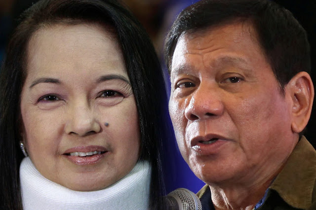 Arroyo: President Duterte is a much stronger leader than I am