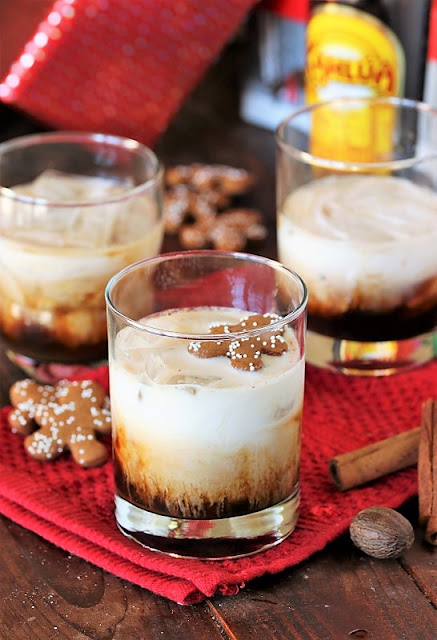 Gingerbread White Russian photo