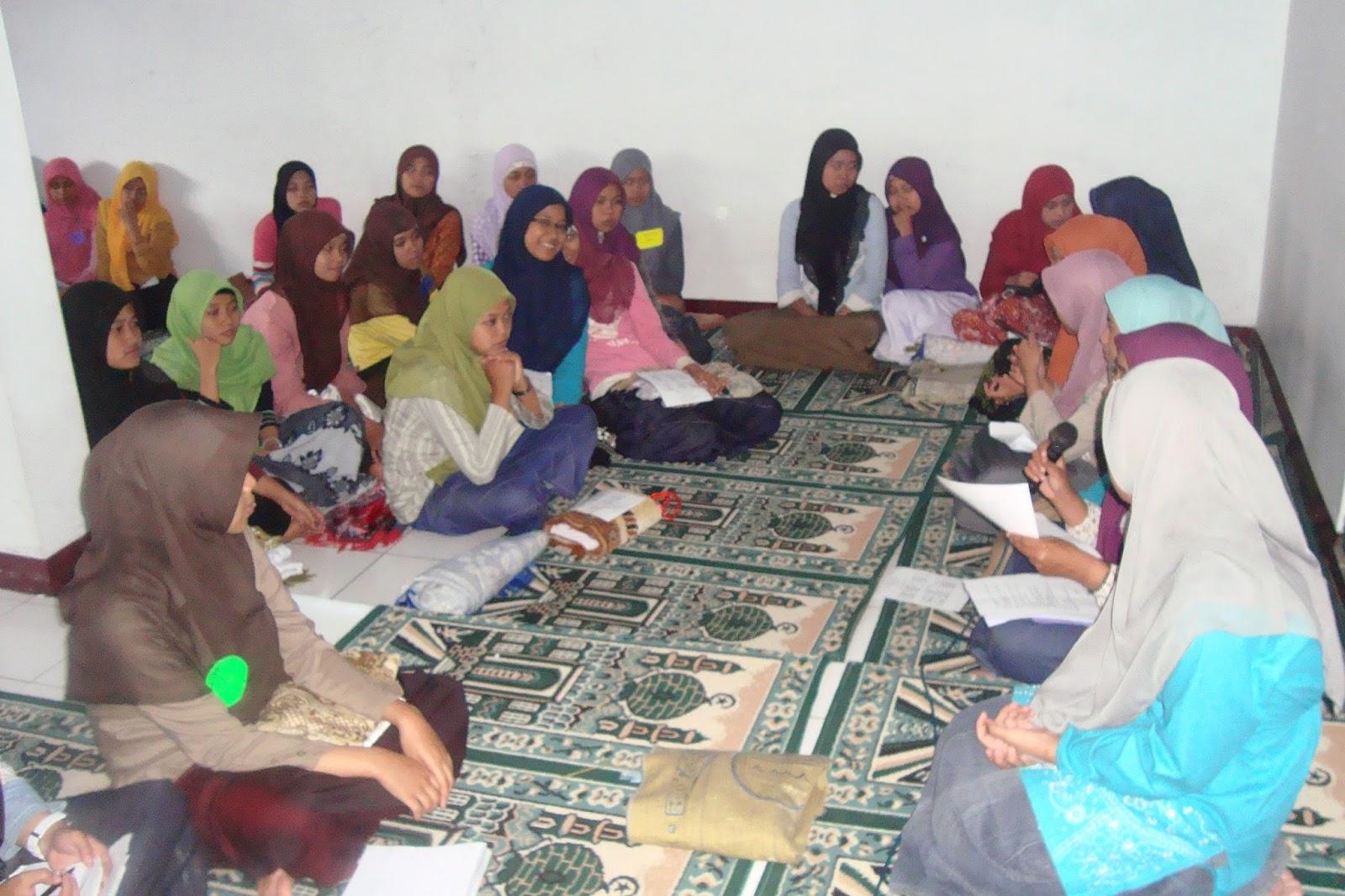 Pengajian Santri Putri Al Amin Purwokerto