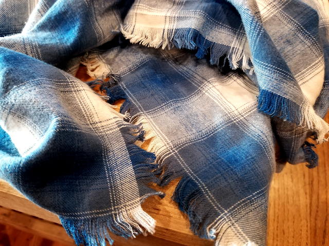 Easy Cotton Flannel Scarves