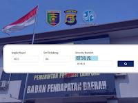 Cara Cek Pajak Kendaran Bermotor Daerah Lampung