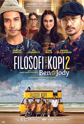 Sinopsis film Filosofi Kopi 2: Ben & Jody (2017)