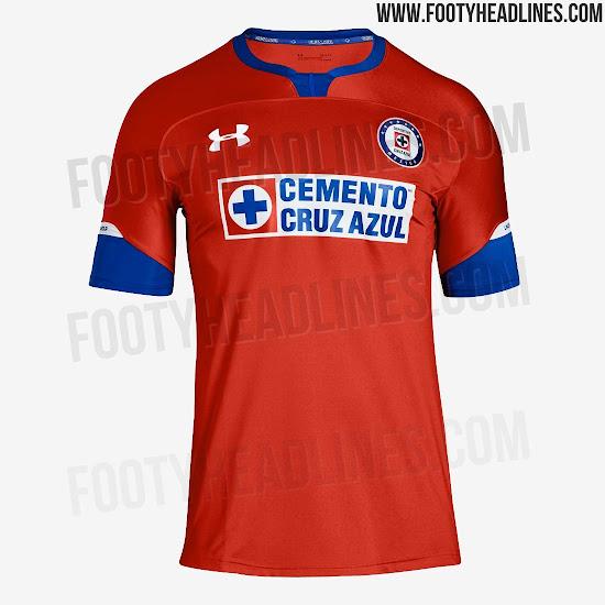 3750de56cf7 Cruz Azul 18-19 Third Kit. This is the Under Armour Cruz Azul 2018-2019  third jersey.