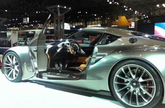 Toyota FT Price And Release Date - Toyota ft1 price estimate