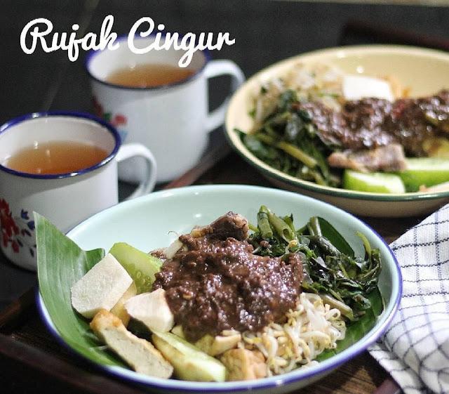 Resep Rujak Cingur Khas Surabaya