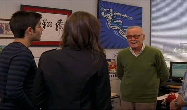 Beberapa cameo Stan Lee di film Non-Marvel!