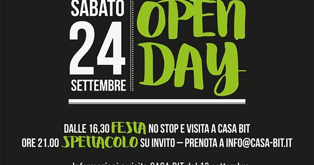 CASA BIT E ACCADEMIA INTERNAZIONALE DEL MUSICAL di Torino: si inaugura sabato