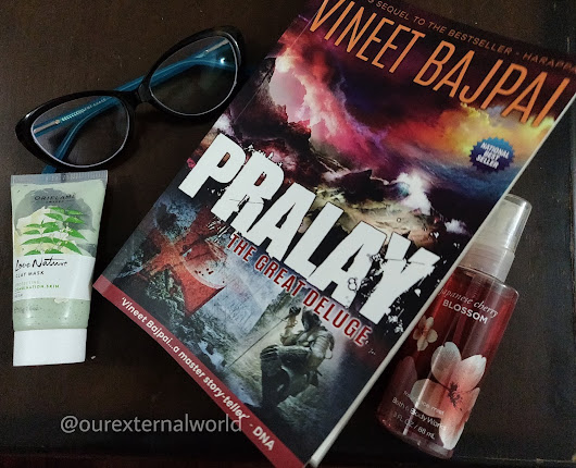 Book Review: Pralay - The Great Deluge by Vineet Bajpai
