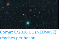 http://sciencythoughts.blogspot.co.uk/2017/01/comet-c2016-u1-neowise-reaches.html