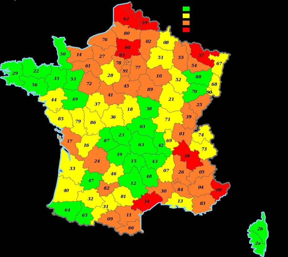 carte dureté de l eau par commune Le blog Plomberie | Chauffage | Energies Renouvelables   ELYOTHERM