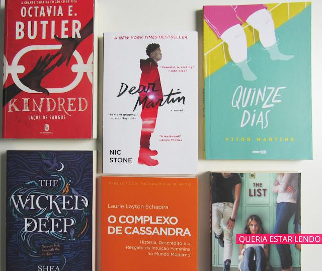 19 Livros para ler em 2019