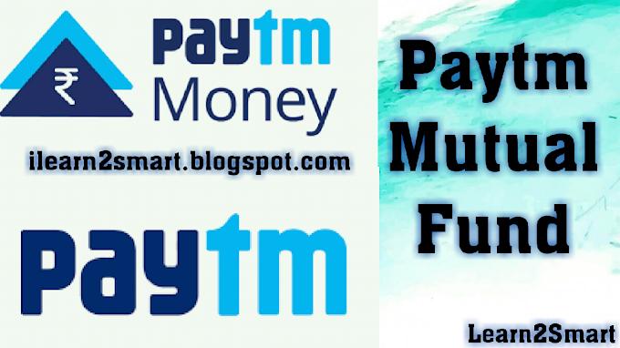 What is  Paytm Money I Paytm Money I Learn2smart