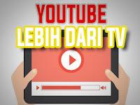Youtube Lebih Dari TV ?