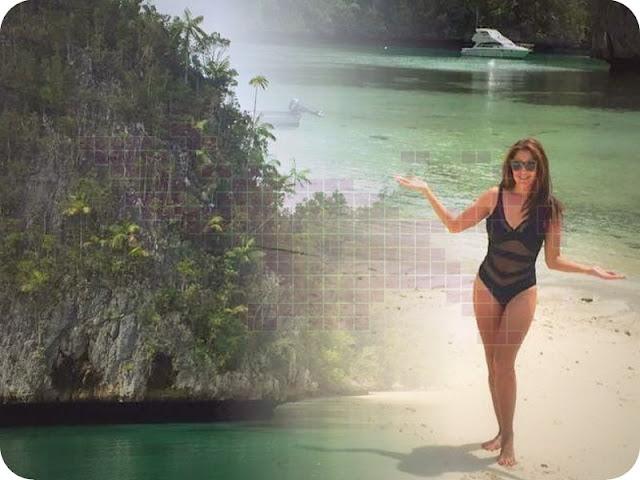Tamara Bleszynski Kagumi Teluk Triton