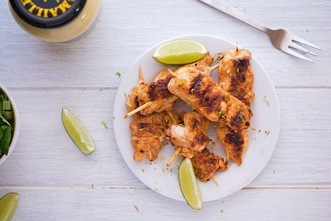 Not Your Grandma's Spicy Lime Chicken