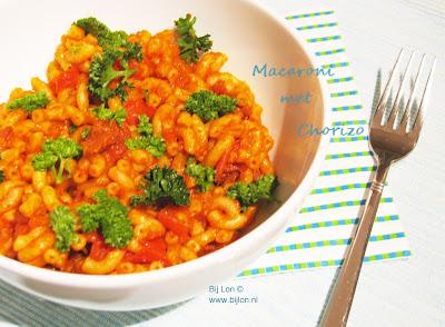 https://bijlon.blogspot.nl/2018/01/macaroni-met-chorizo.html