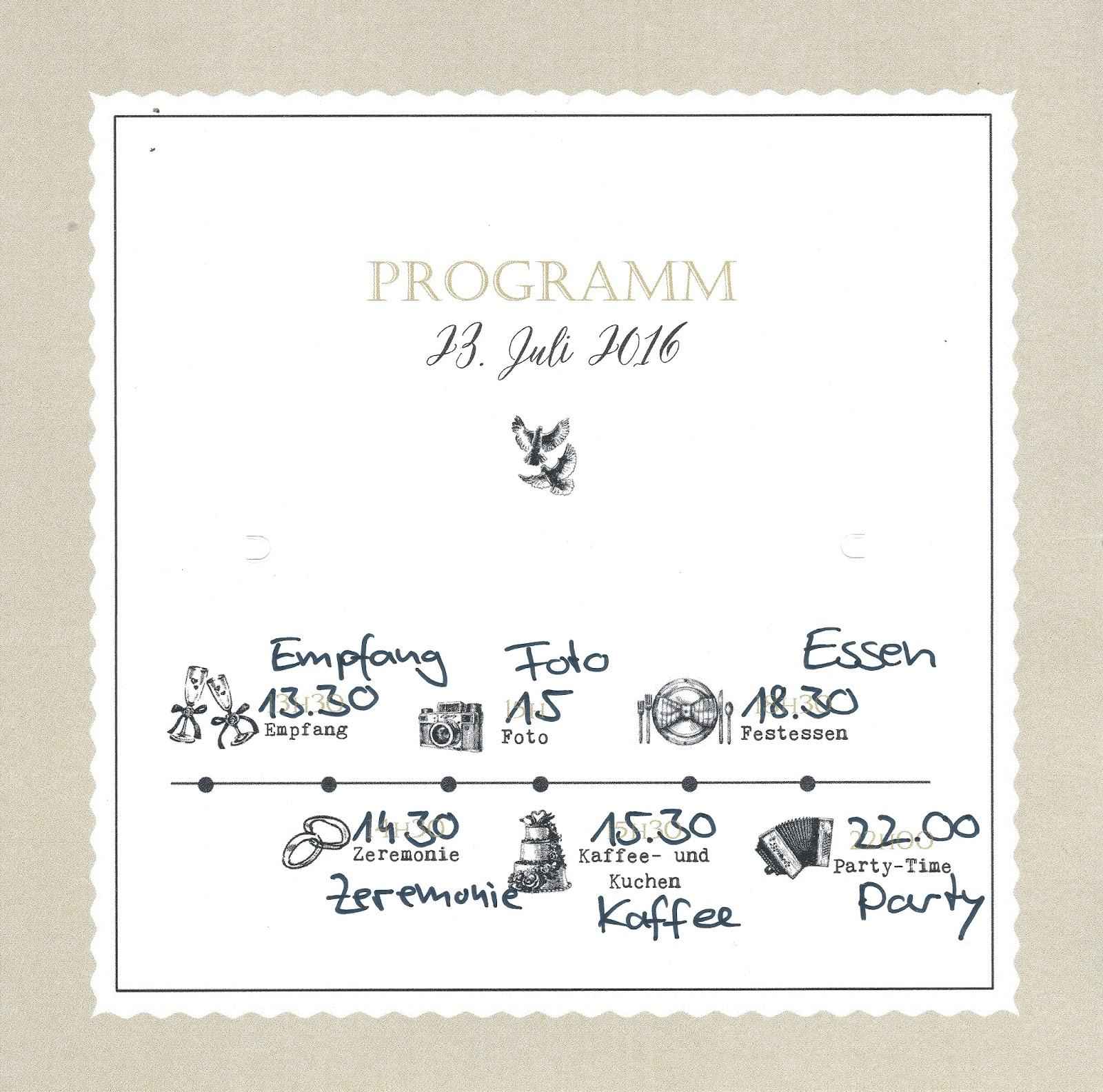 Ablaufplan Hochzeit Vorlage Hochzeit Programm Cheap Mit Timeline