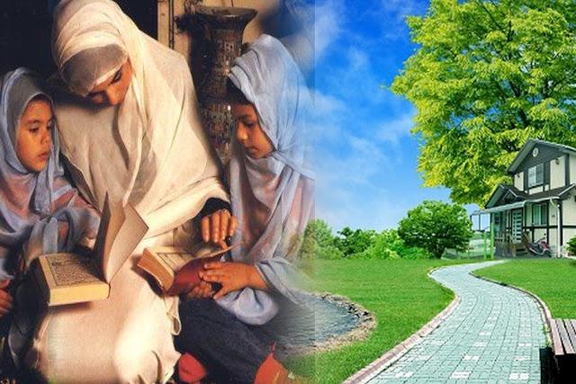 Punya 2 Anak Wanita, Anda Punya Kesempatan Menjadi Tetangga Rasulullah Di Surga