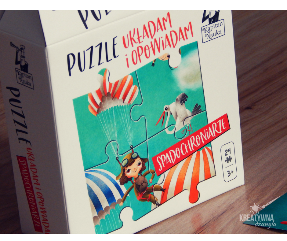 spadochroniarze puzzle