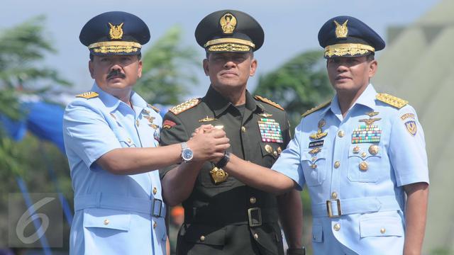 DPR : Masa Pensiun Panglima TNI Jenderal TNI Gatot Nurmantyo Akan Diproses Bulan Ini