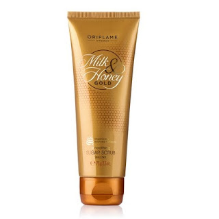 Milk & Honey Gold Smoothing Sugar Scrub