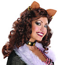 Monster High Rubie's Clawdeen Wolf Wig Adult Costume