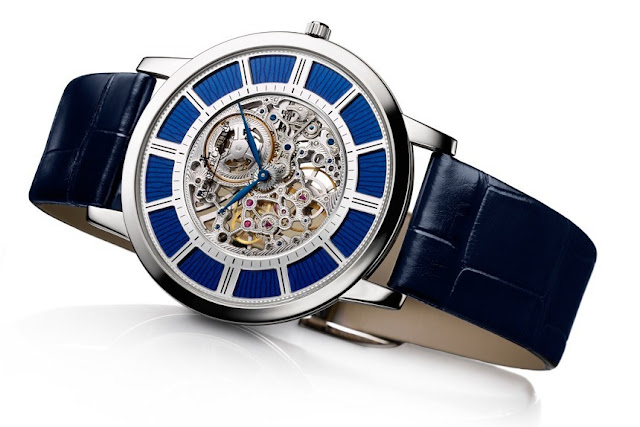 Đồng hồ  Thụy Sỹ siêu mỏng sang trọng và lịch lãm