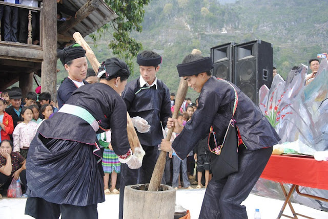 Special activities in Khau Vai love market festival in Ha Giang 6
