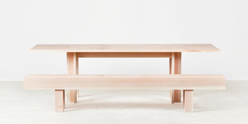 stół ława do jadalni