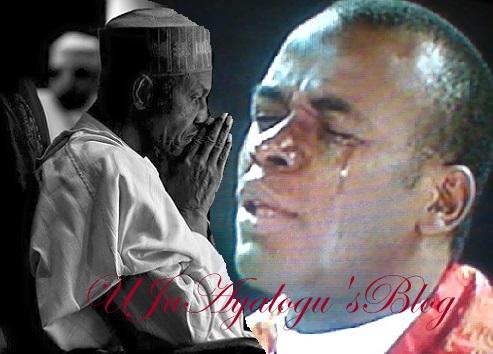 Fr Mbaka reveals impending disaster following defection of Senators, attacks Buhari again