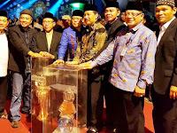 Tangsel Kembali Raih Gelar Juara Umum MTQ ke 14 Provinsi Banten