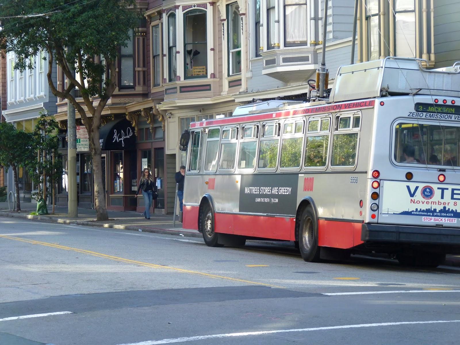 Fillmore Street, San Francisco
