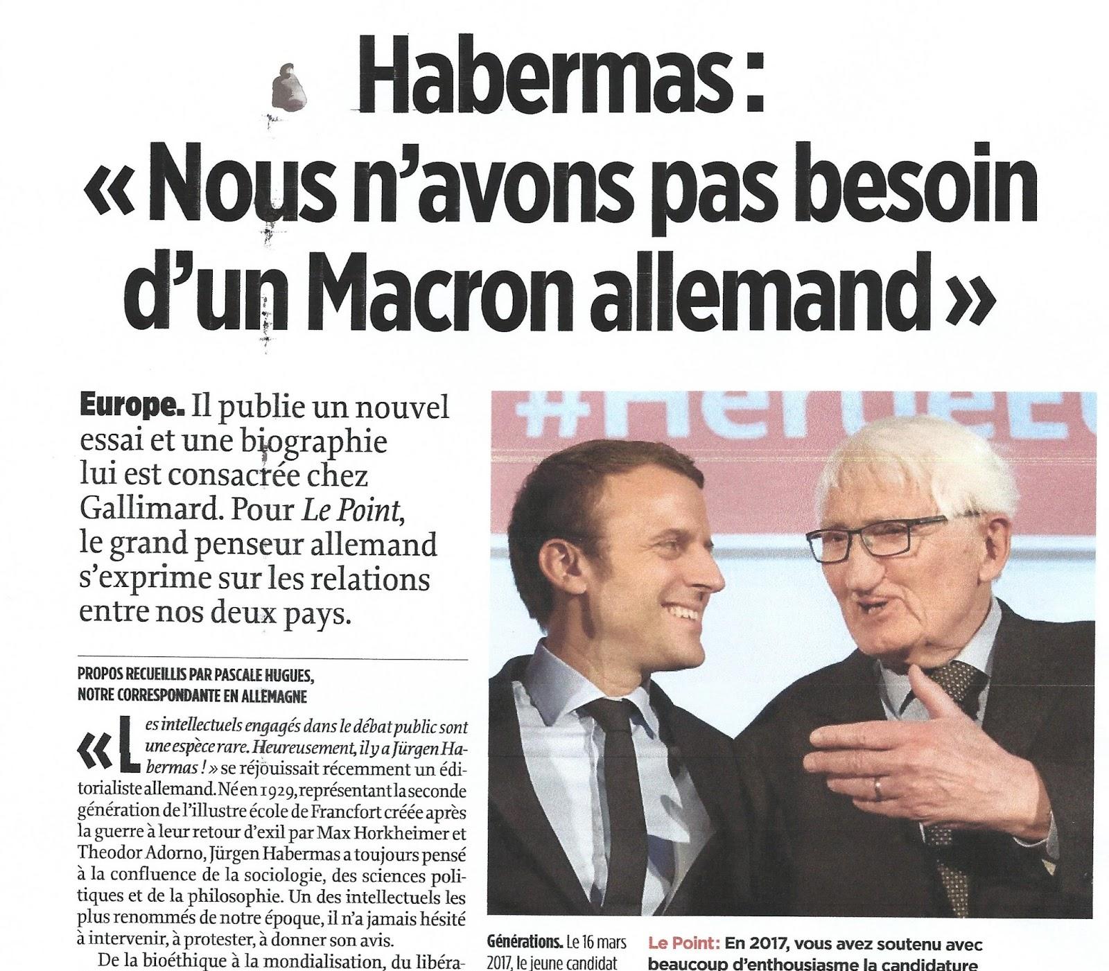 Qui est Emmanuel Macron ? - Page 23 Point3
