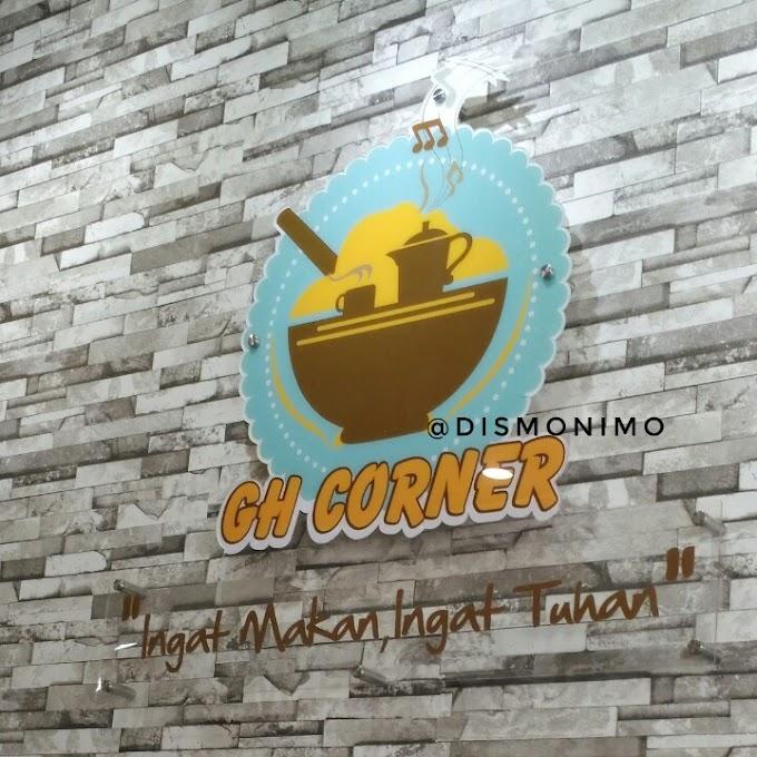 GH Corner Jogja: Ingat Makan, Ingat Tuhan