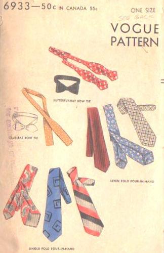 Handmade Jane: Seven Fold Tie