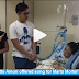 Morissette Amon visits Marlo Mortel's mom at Hospital and offers a song of encouragement