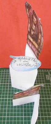 carte plis médiathèque, vue de dessus, malooka
