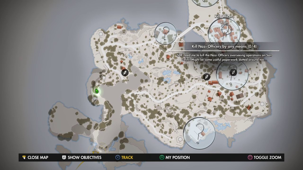 Nightmares of a writer december 2017 what at first appears to be a standard open world map slowly reveals itself to be a great example of level design each objective takes place in a desecrate gumiabroncs Gallery