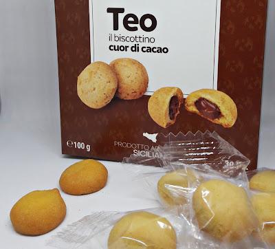 Teo il biscottino cuor di cacao
