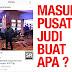 Sambut Tahun Baru Di Pusat Judi, Azalina Dipersoalkan Netizens, Dah Takde Tempat Lain Lagi Ke?