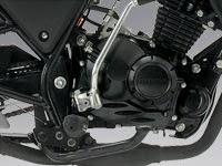 Honda CB110: Motor