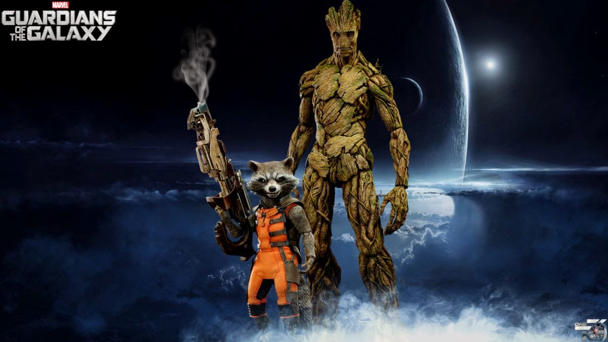 Guardians Of The Galaxy Hd Wallpaper: Guardians Of The Galaxy Wallpaper Hd