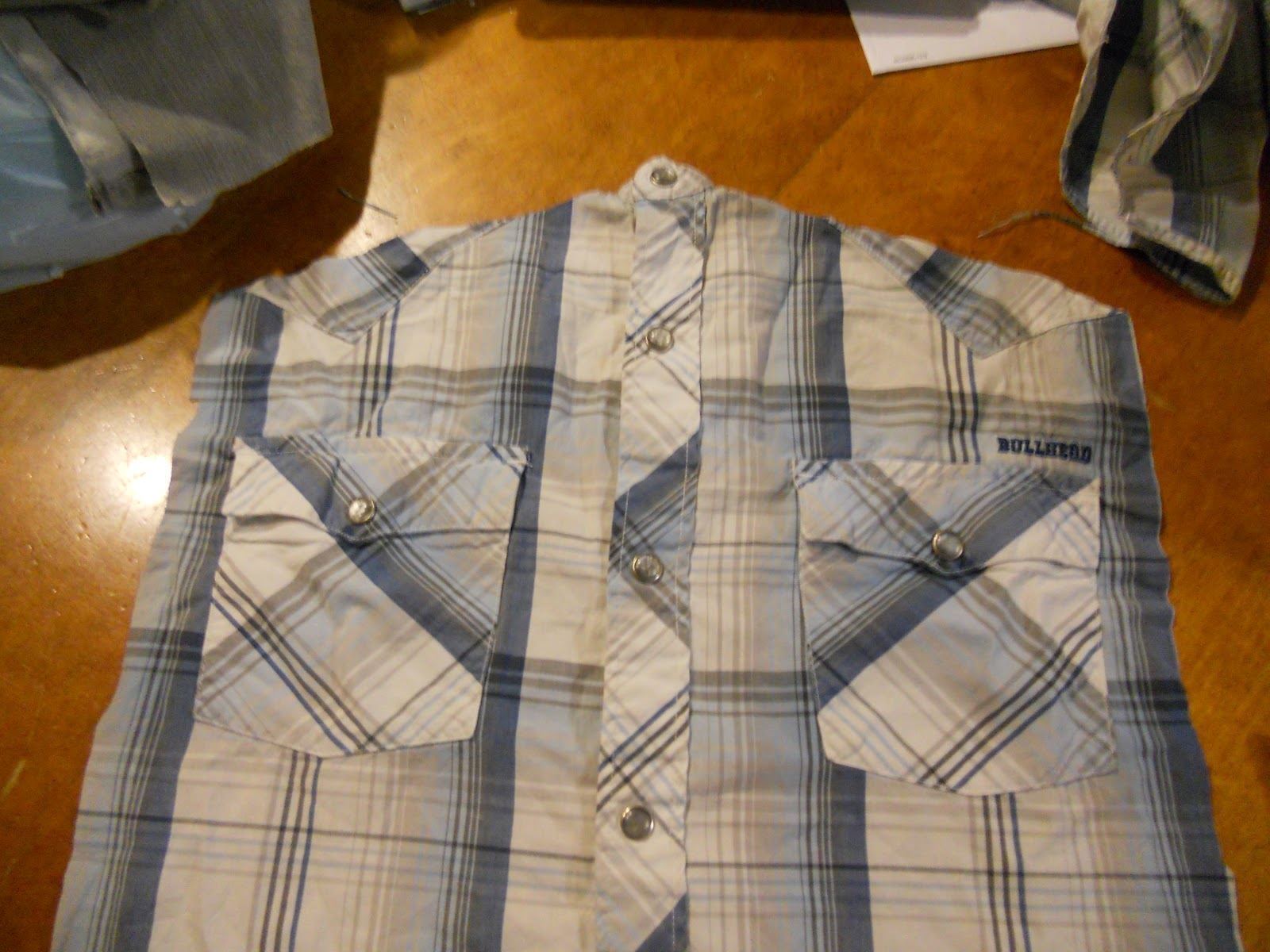Shirt Something Repurpose Tee Old New