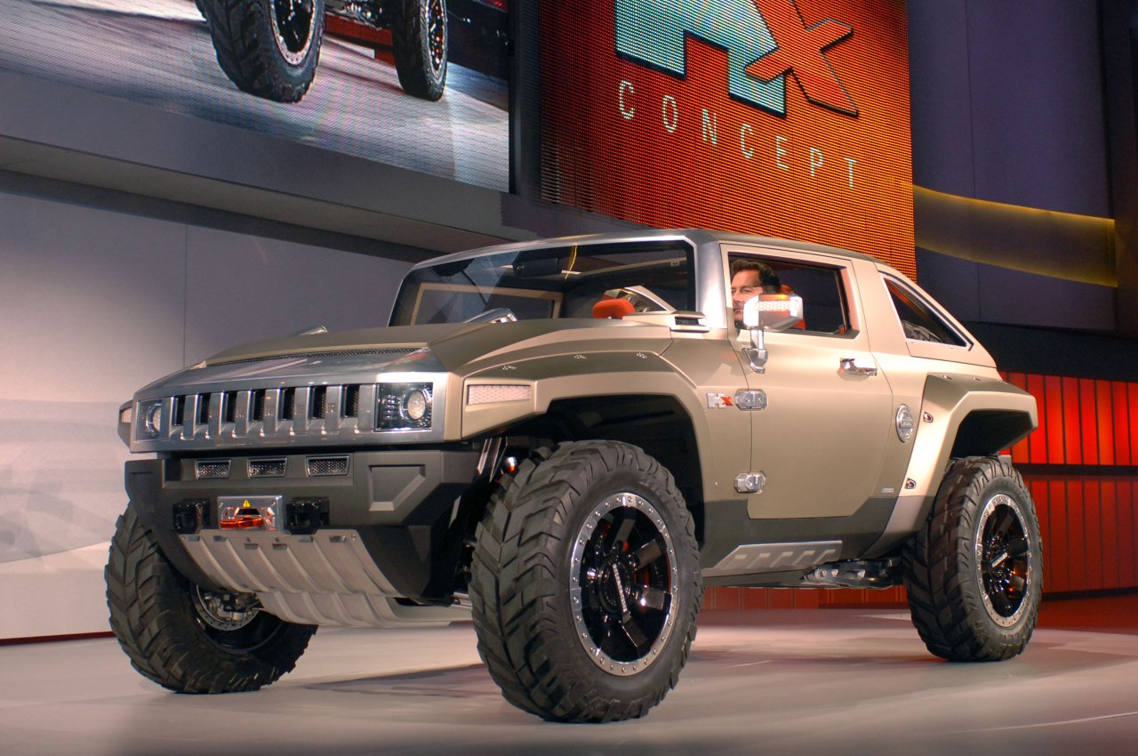 Range Rover 3rd Row >> HUMMER H4 ~ autosmr